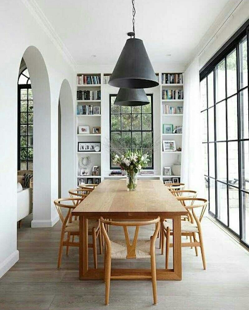 25 Elegant And Exquisite Gray Dining Room Ideas: Pin By Lisa Neblett On Ideas For The House