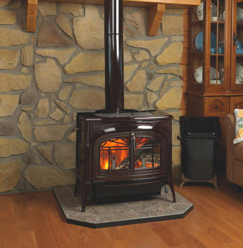 I Just Love The Modern Yet Antique Style Of This Wood Pellet Stove My Husband And I Are Remodeling Our Home And I Want To M Wood Stove Wood Wood Pellet