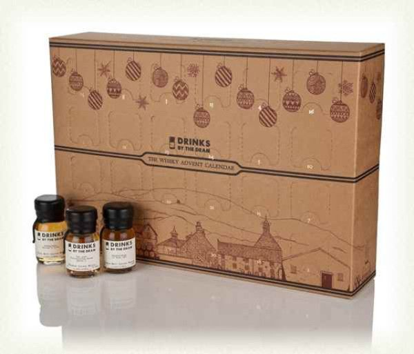 Whisky Advent Calendar: Get Into The Holiday Spirit Every. Single. Day.