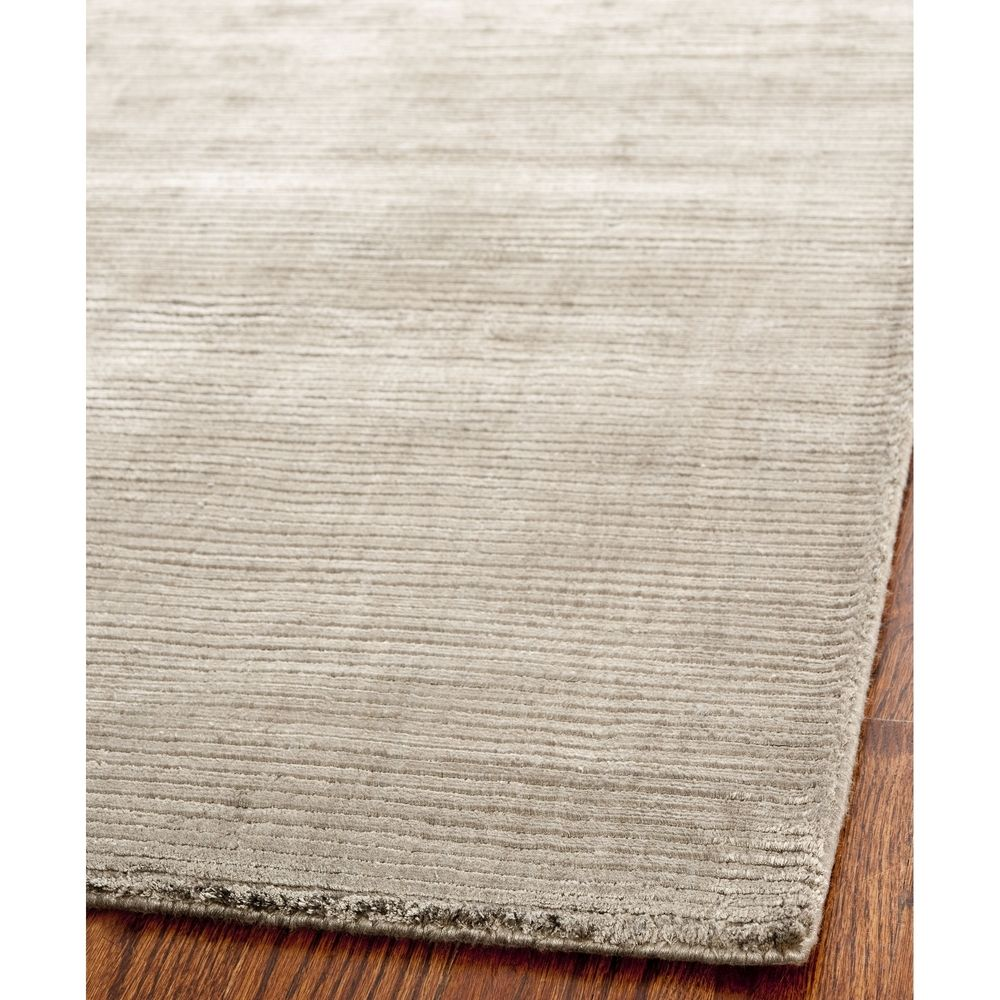 Safavieh Loom-knotted Mirage Graphite Viscose Rug (9' x 12') | Overstock.com Shopping - Great Deals on Safavieh 7x9 - 10x14 Rugs Great room