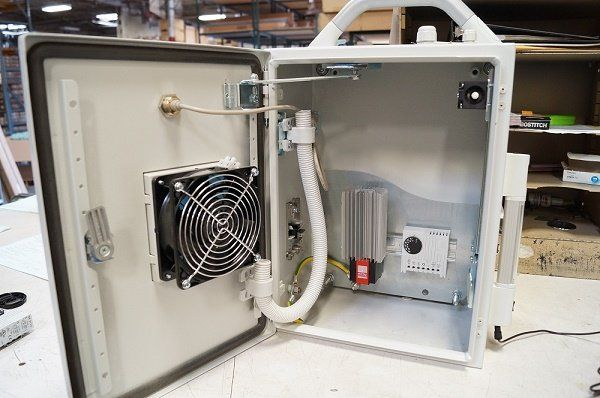 Enclosure Systems Selection With Cooling Equipment In Mind