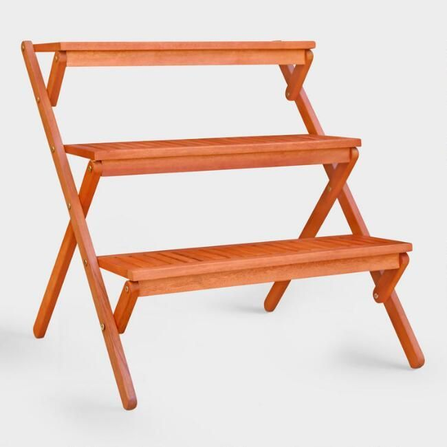 Tiered Plant Stand | Home Organization and Decorating Ideas ...