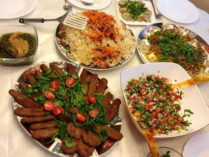Afghani Food With Images Afghan Food Recipes Snap Food