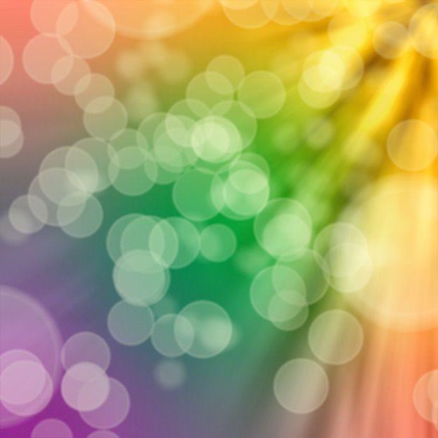 de kleuren gaan mooi in elkaar over
