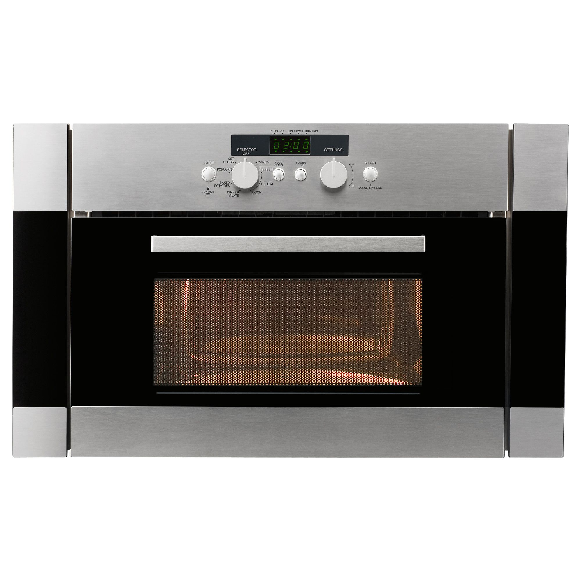 Framtid Microwave Oven Ikea