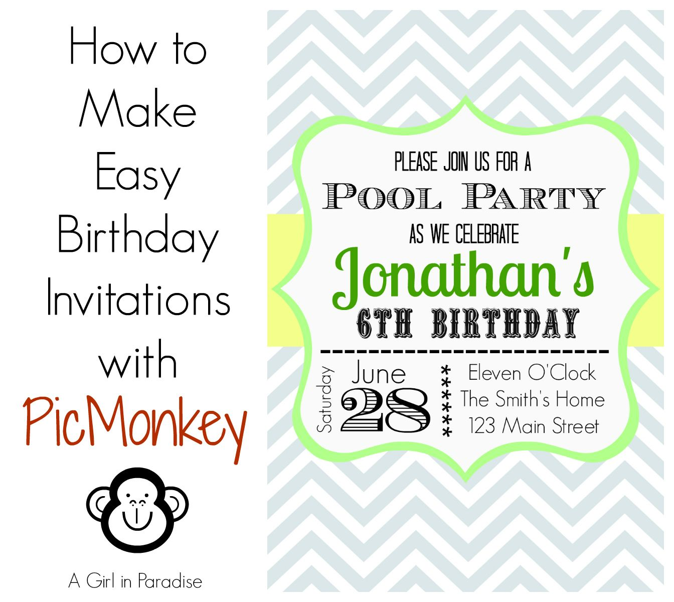 Cool how to create how to make birthday invitations free templates cool how to create how to make birthday invitations free templates filmwisefo