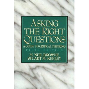 Asking The Right Questions Browne Keeley Asking The Right