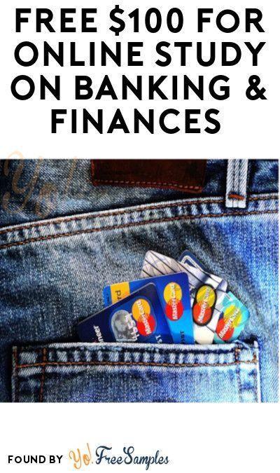 KOSTENLOSE 100 USD für Online Studien zu Banking und