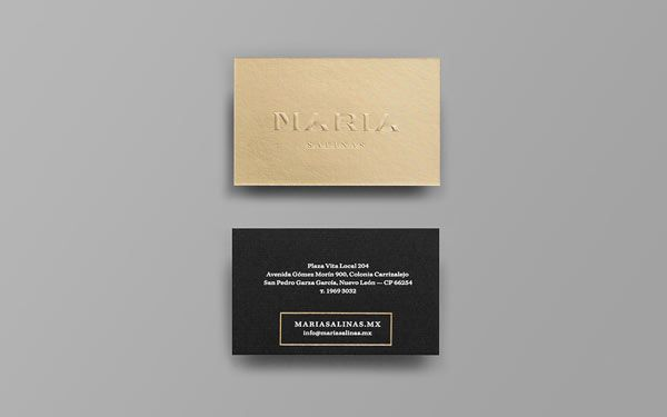 Jewelry store branding by anagrama business cards fashion graphic maria salinas jewelry store business cards reheart Gallery