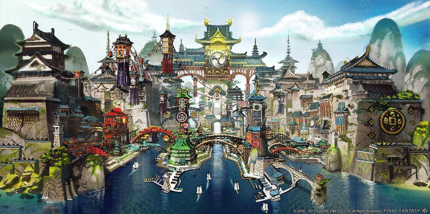 Ffxiv 4k Wallpaper Album Final Fantasy Xiv Final Fantasy Art Final Fantasy