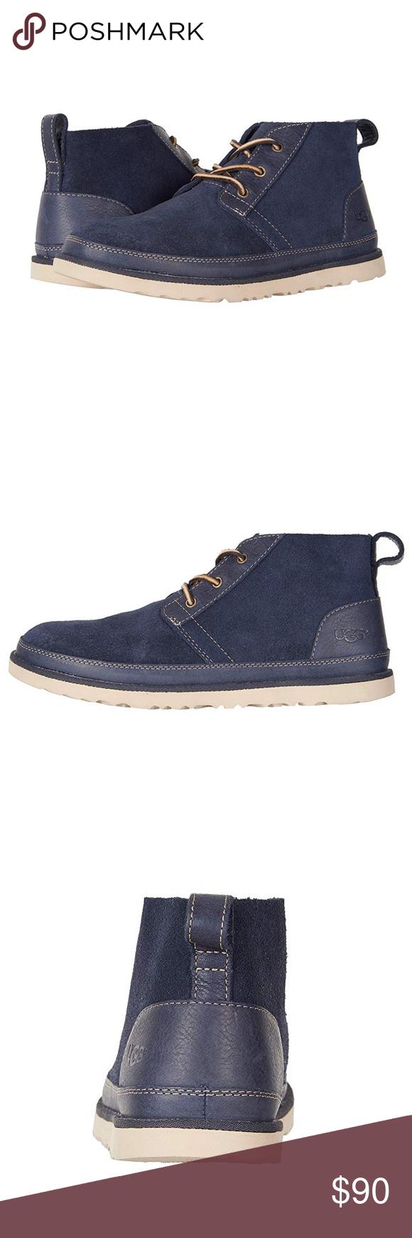 ce29ffde453 NEW UGG® Neumel Unlined Leather chukka boot The UGG® Neumel Unlined ...