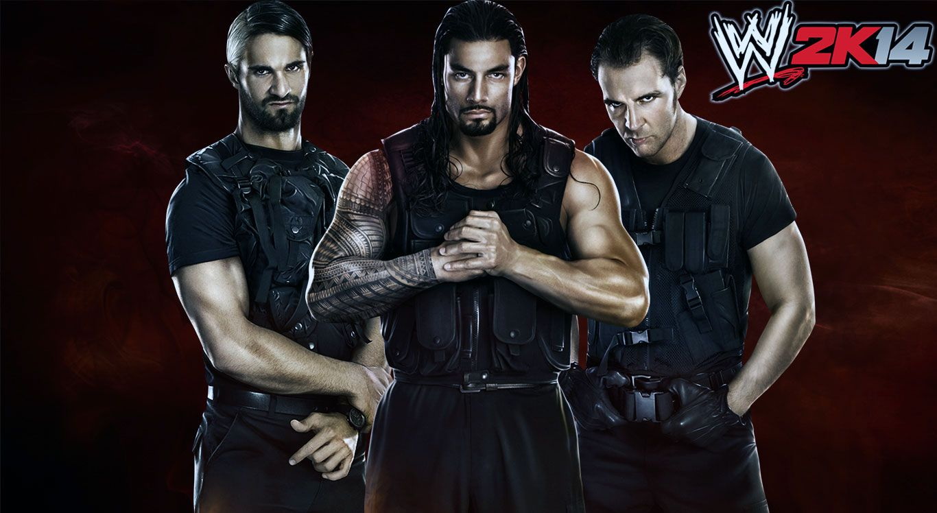 are you looking for wwe shield team hd images wallpapers