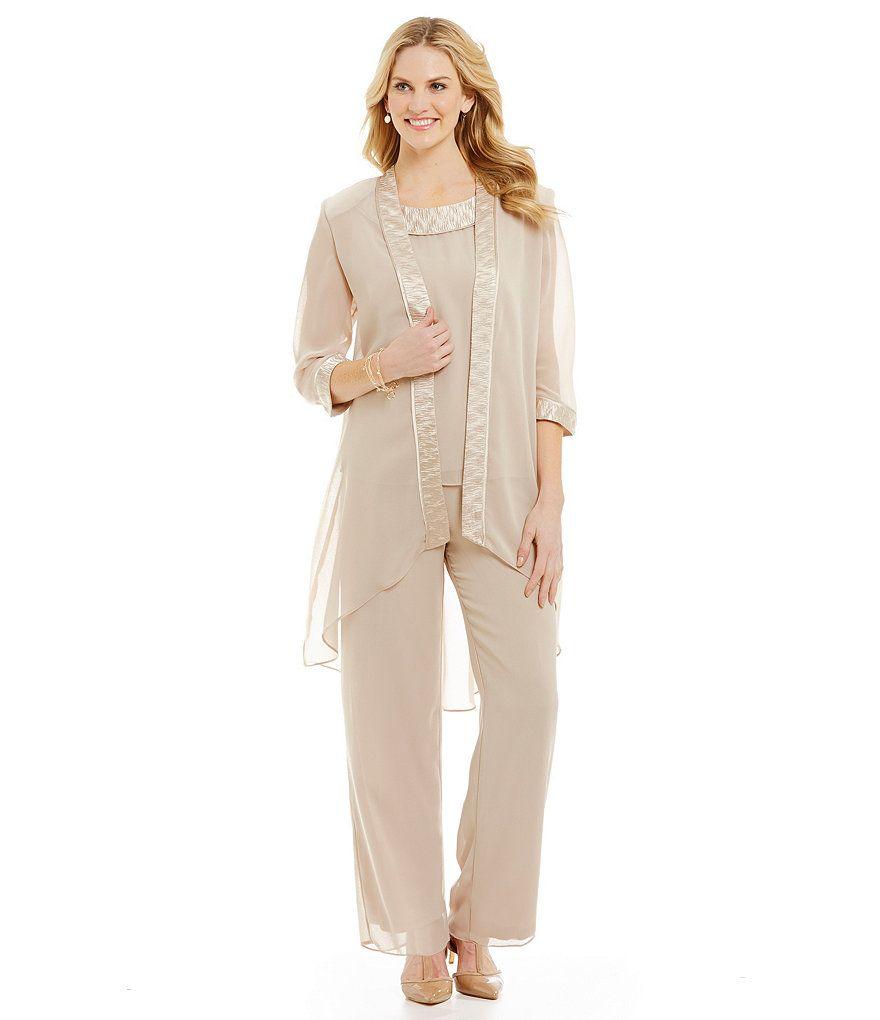 Dillards Womens Dressy Pant Suits