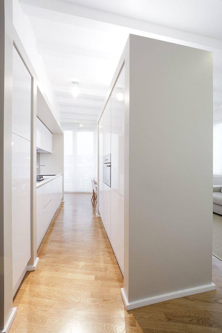 Maximale keuken op klein aantal m2