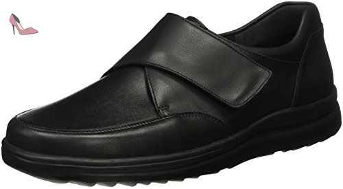 5 Berkemann Daniel Men's Size10 Loafers Black Chaussures drtshQ