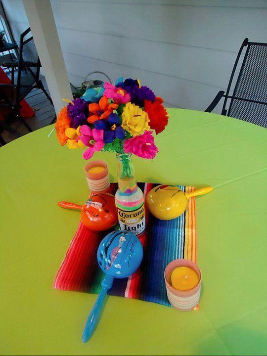 Estilo Mexicano Fiesta Mexicana Ideas Fiesta Mexicana Decoracion Fiesta Mexicana