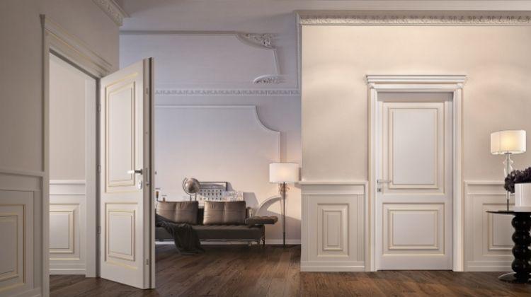 Boiserie, la tua casa come la Reggia di Versailles | TuttoPorte Torino