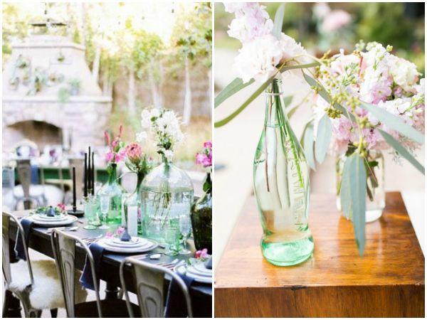 7 ideas (low cost) para decorar tu boda Bodas, Ideas para and Weddings