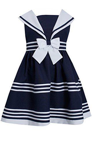 Bonnie Jean Boys Nautical Sailor Suit Outfit