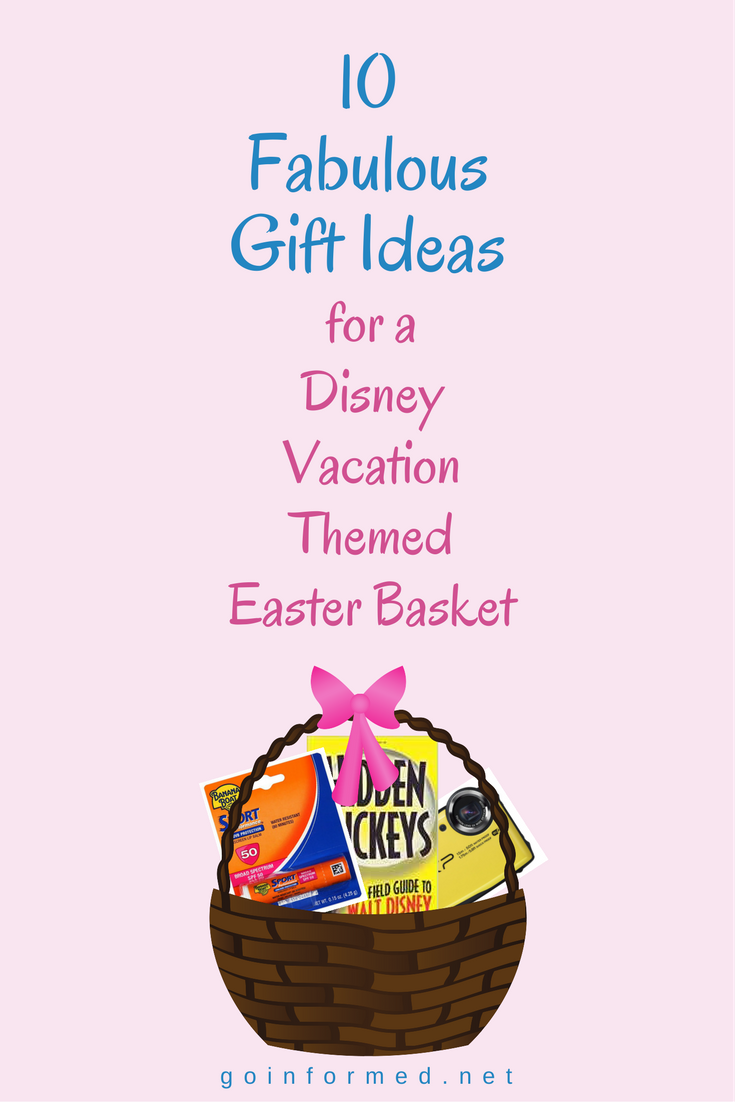 Best disney vacation stocking stuffers disney vacations small gifts that make perfect easter basket ideas for anyone going on a disney vacation negle Image collections