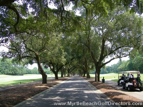 Caledonia Golf And Fish Club Entrance Best Courses Myrtle Beach Sc