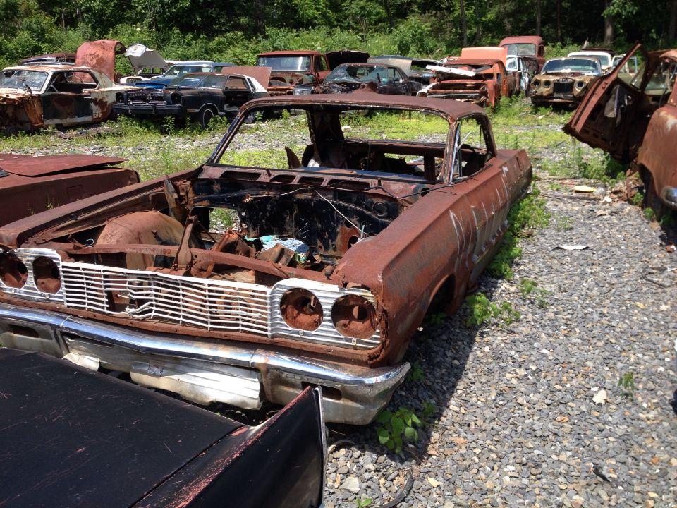 Junkyard 64 Impala 64 Impala Impala Vintage Pictures