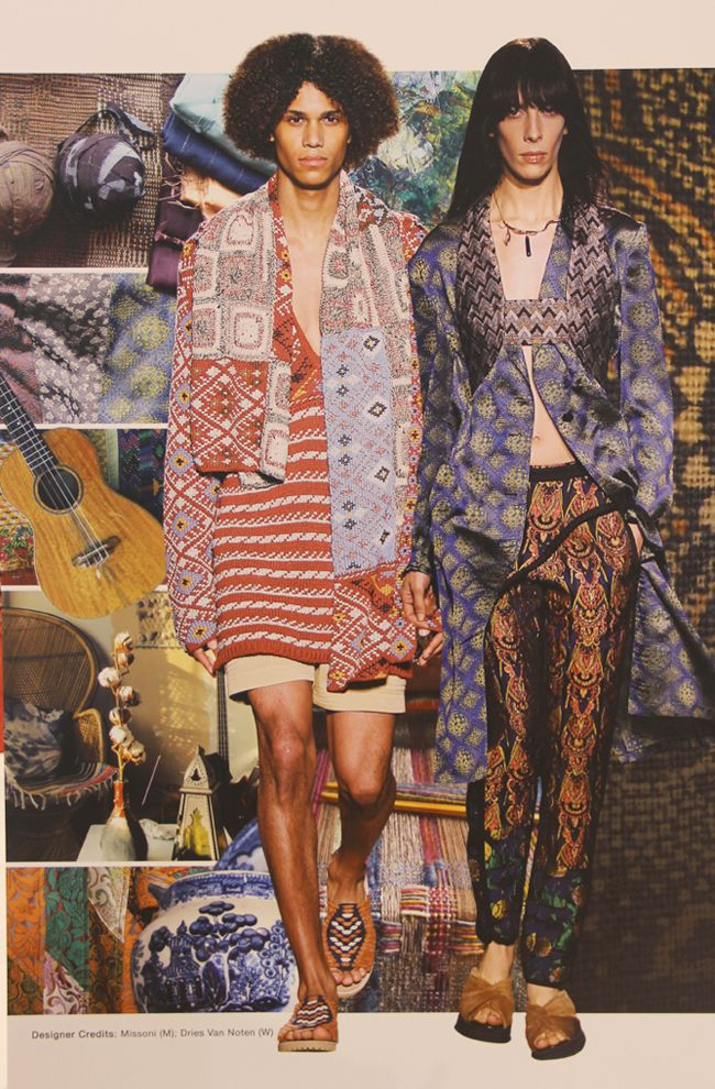 Spring Summer 2016 Fashion Trend Forecast Global Commune ...