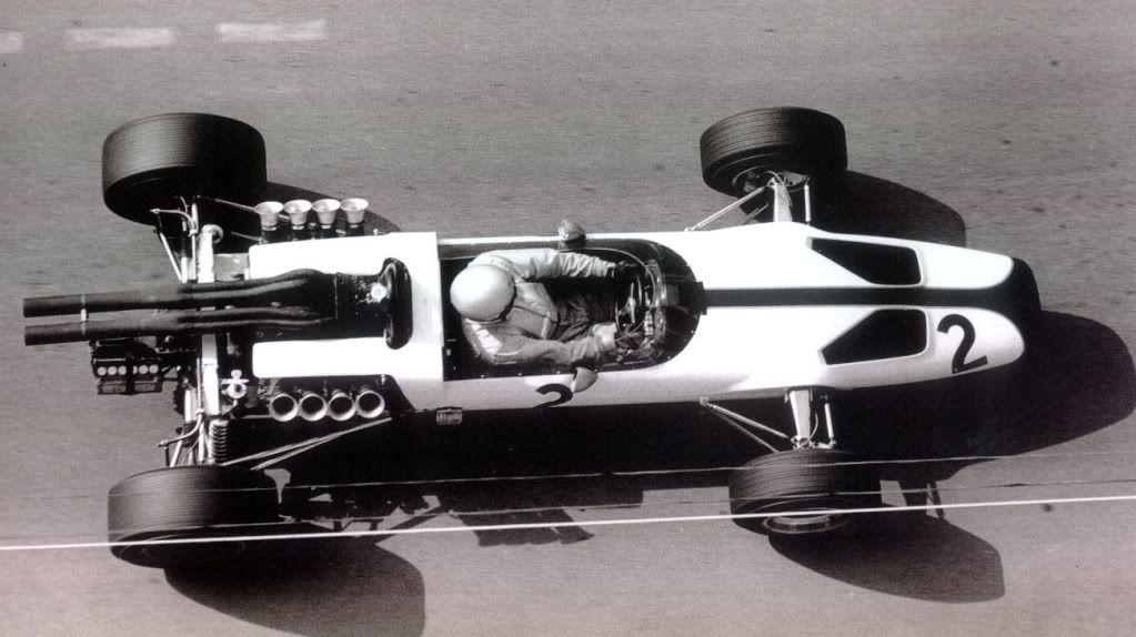 Bruce McLaren, McLaren M2B, Monaco 1966
