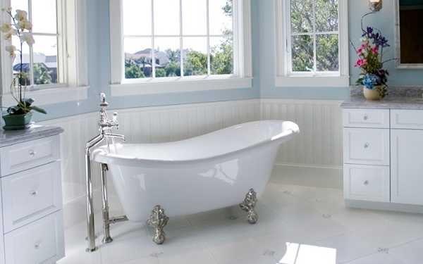 Claw Foot Tubs Adding 19Th Century Chic To Modern Bathroom Design Cool Bathroom With Clawfoot Tub Ideas Decorating Design