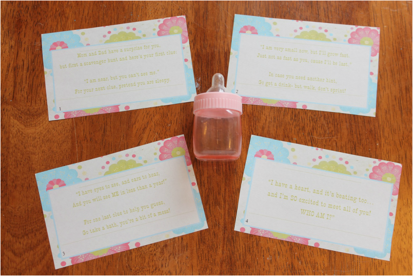 graphic relating to Free Printable Pregnancy Announcement Cards named Pin upon Printables