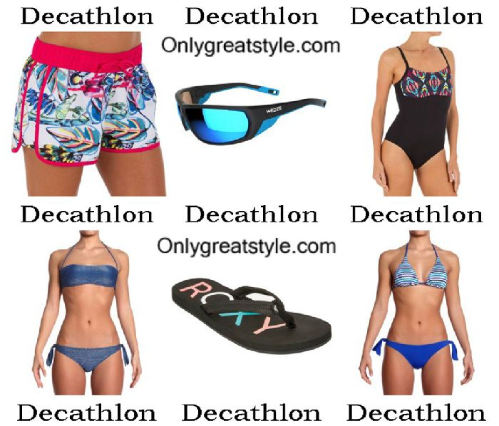 293489648e Bikinis Decathlon summer 2017 catalog swimwear | Swimwear For Women ...