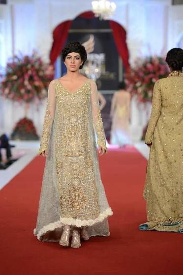 Maxi style wedding dresses in pakistan