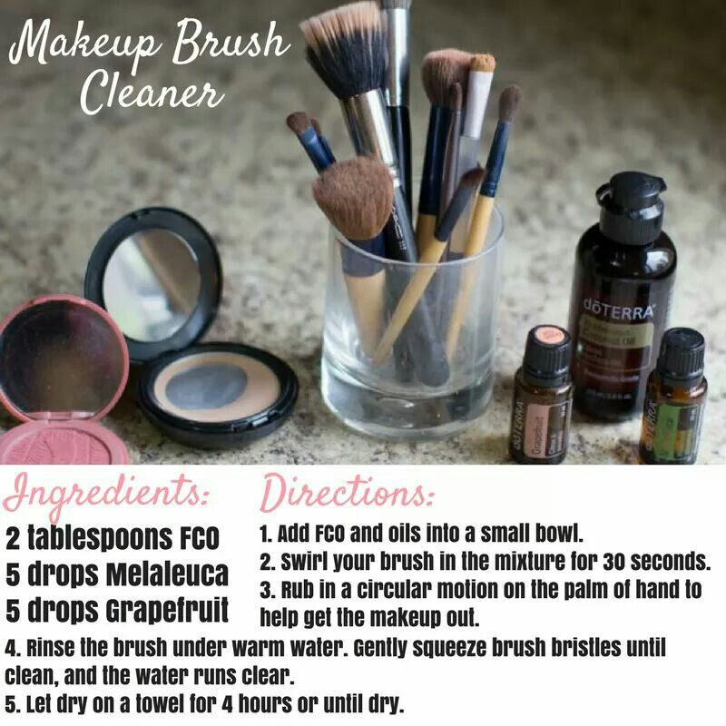 Pin by Audrey Mulloy on Essential Oils | Makeup brush ...