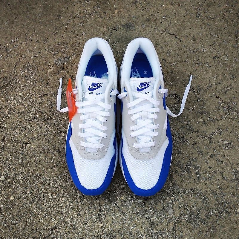 sports shoes a51fb 4316d Nike Air Max 1 30TH Anniversary Retro OG Blue Size Man - Precio  229 (Spain  Envíos Gratis a Partir de 99) http   ift.tt 1iZuQ2v ...