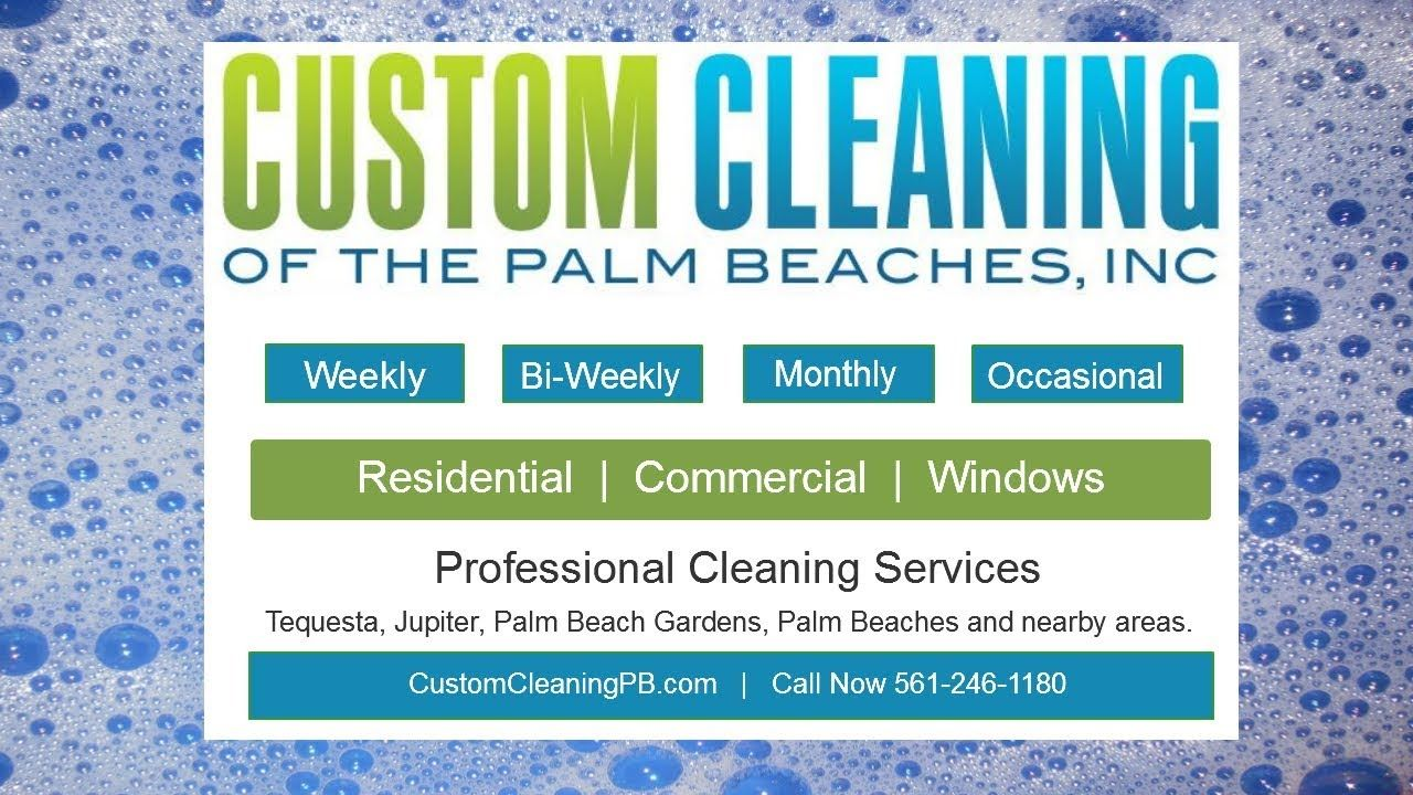 Cleaning Services Jupiter FL Maid Housekeeping Services | Jupiter ...