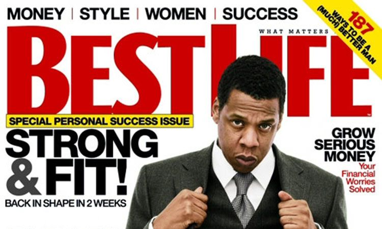 Jay z graces the cover of best life lyrical genius pinterest jay jay z graces the cover of best life malvernweather Choice Image