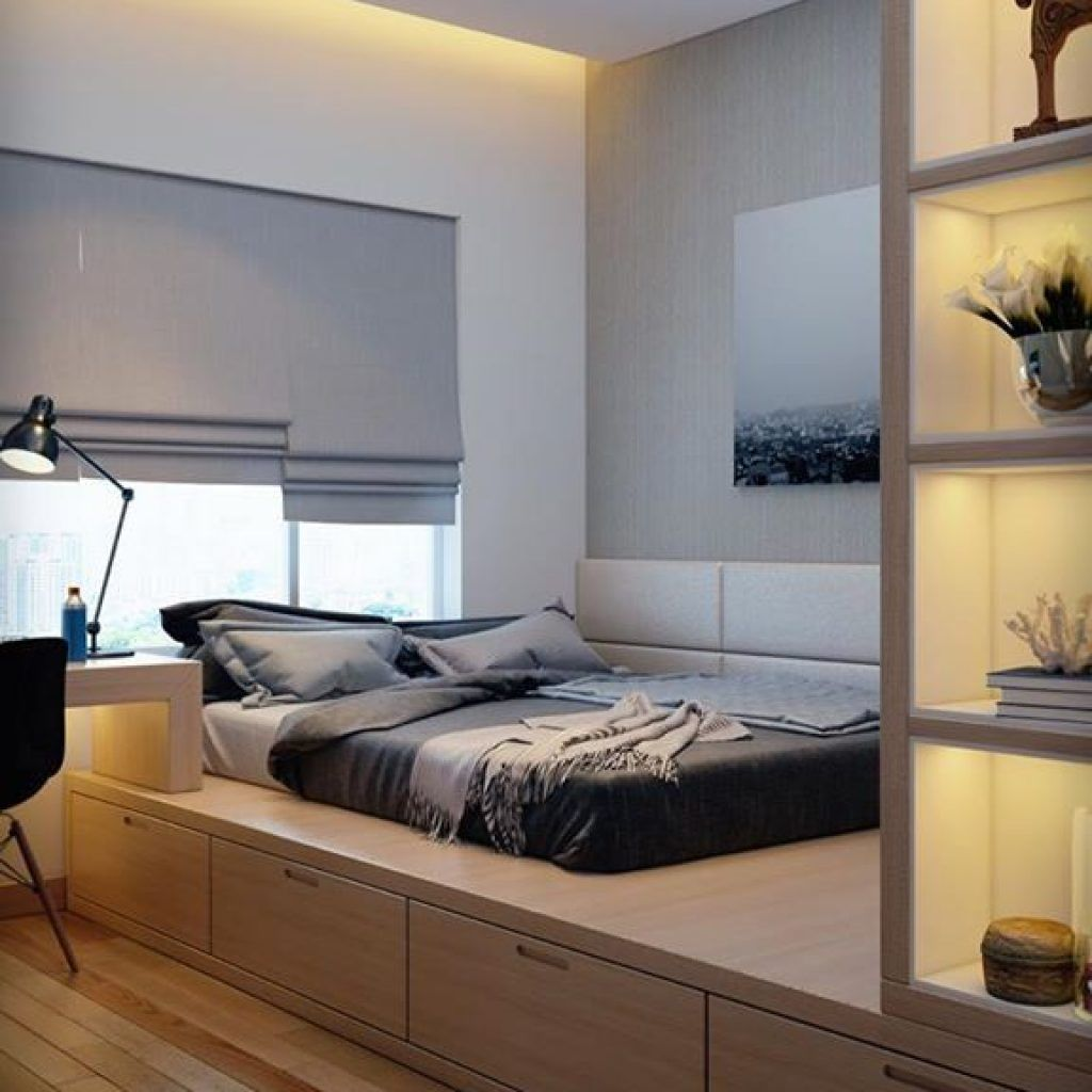 Japanese Bedroom Design For Small Space - Except for one the