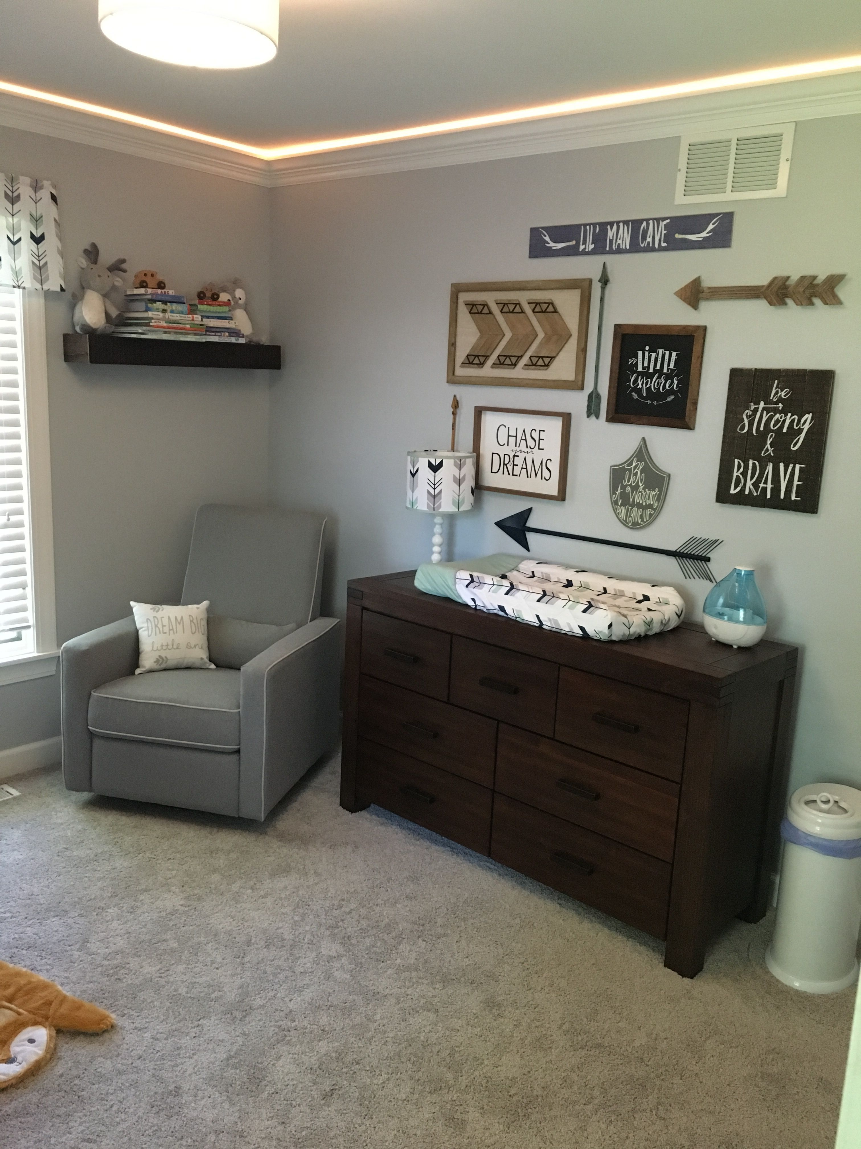Cute Baby Boy Rooms: 20 Latest Trend Of Cute Baby Boy Room Ideas #dreamrooms