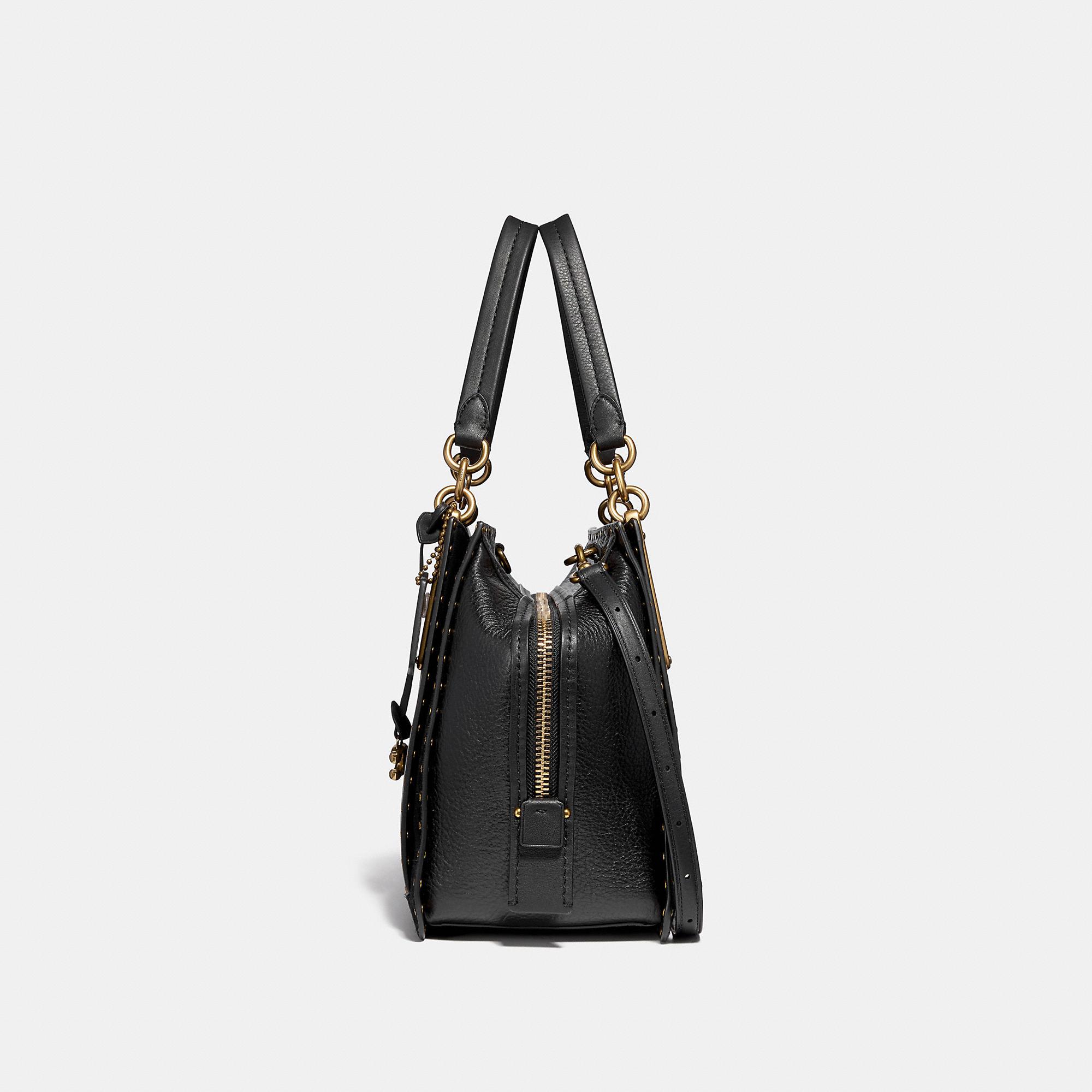 14989cabae COACH Dreamer 36 With Rivets - Women s Designer Handbags