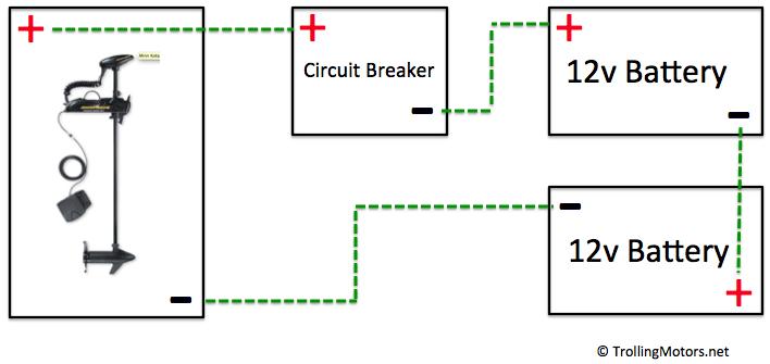 Boat For Trolling Motor Wiring Diagram