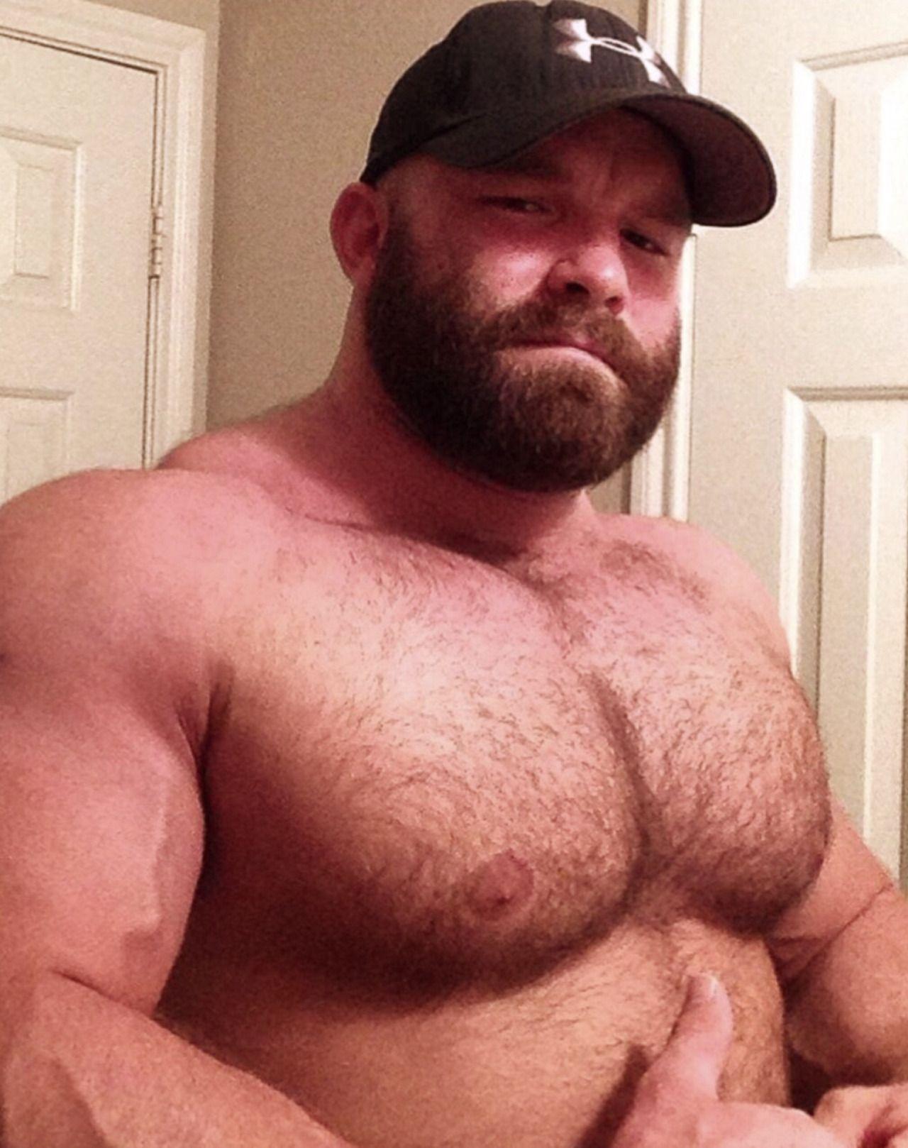 Bear fetish and hairy