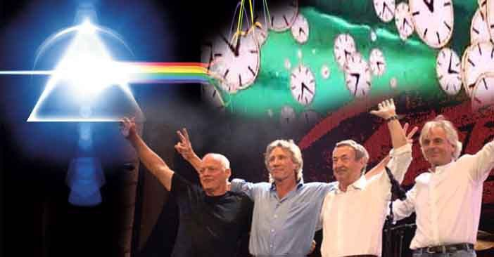 44 Years Ago: Pink Floyd The Dark Side of the Moon' - watch docufilm