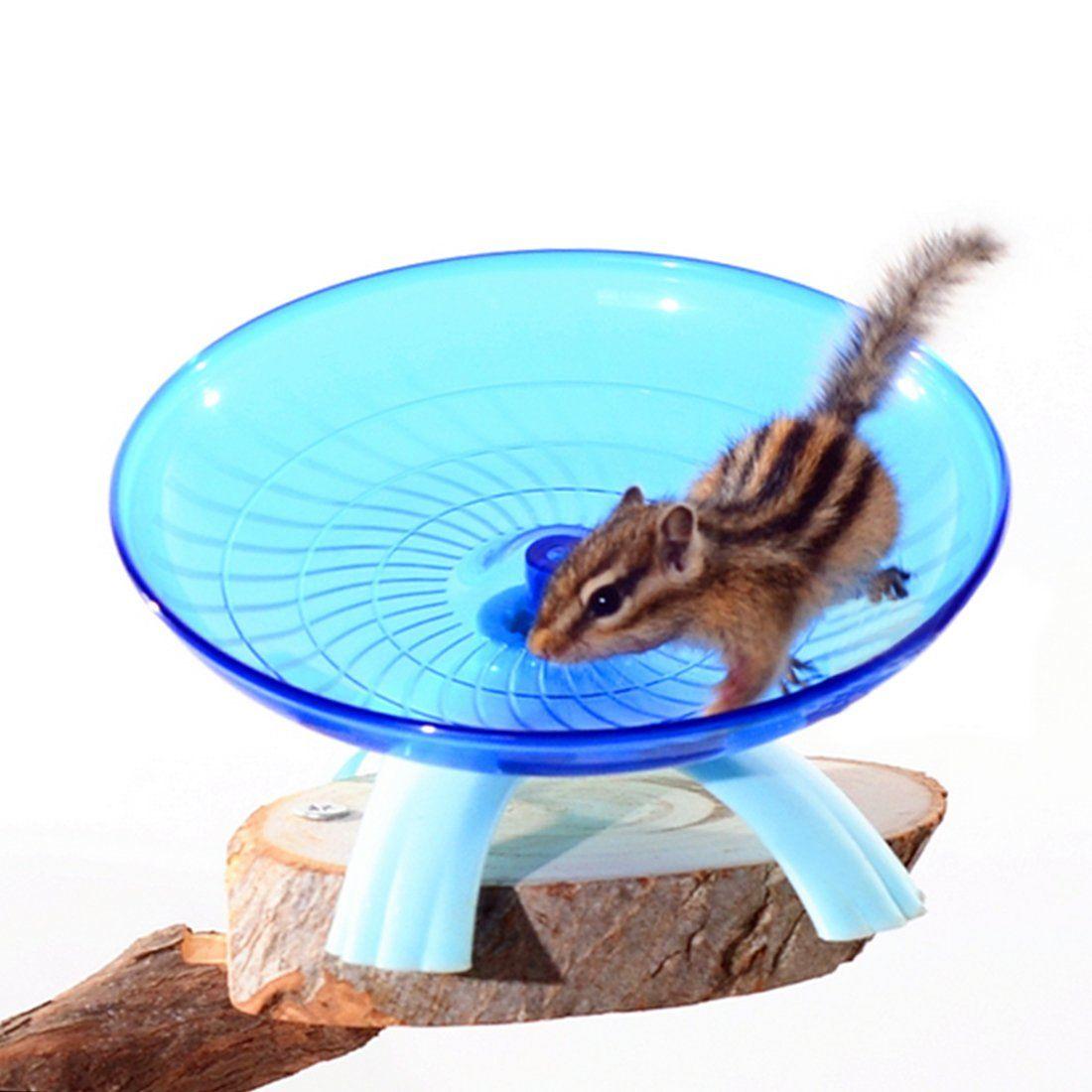 Petforu Flying Saucer Hamster Mouse Health Care Pet