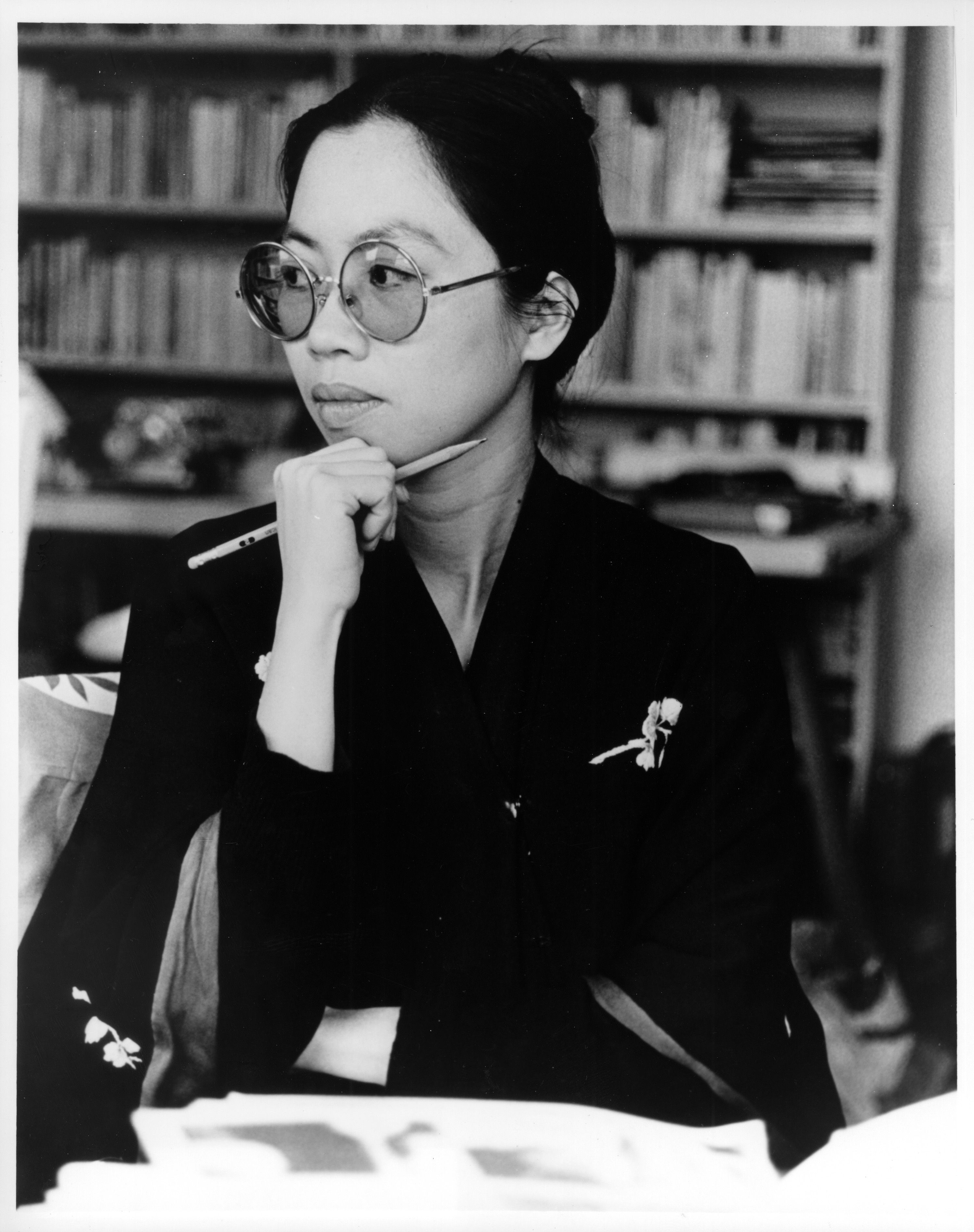 Trinh T Minh Ha (b. 1952): She is an independent filmmaker and feminist, post-colonial theorist. She teaches courses that focus on women's work as related to cultural politics, post-coloniality, contemporary critical theory and the arts.