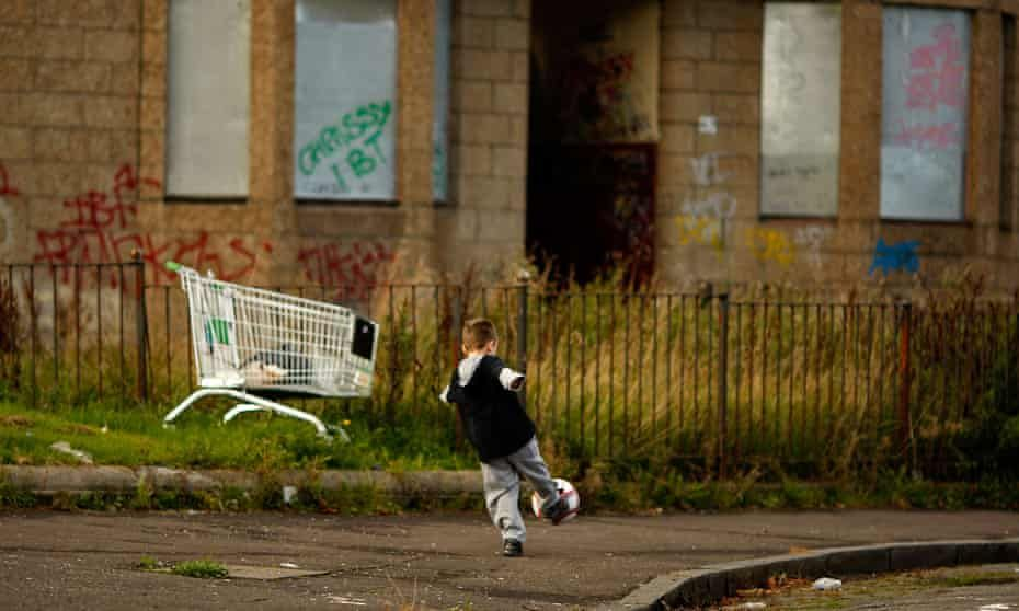 New study finds 45 million uk children living in poverty