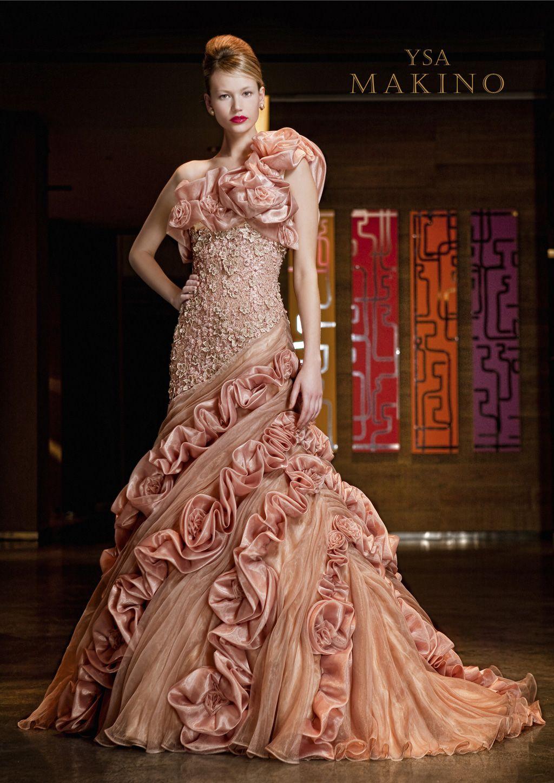 Ysa Makino   wedding dress ideas   Pinterest   Special dresses ...