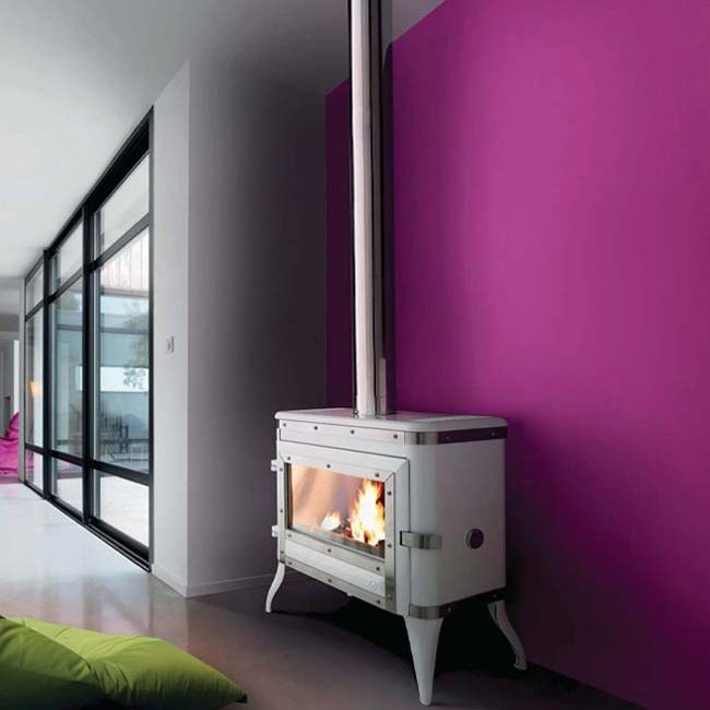 Invicta Tennesse Wood Burning Stove From Fireplace Products Wood Burning Stove Freestanding Fireplace Wood Stove