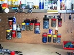 Home garage organising ideas