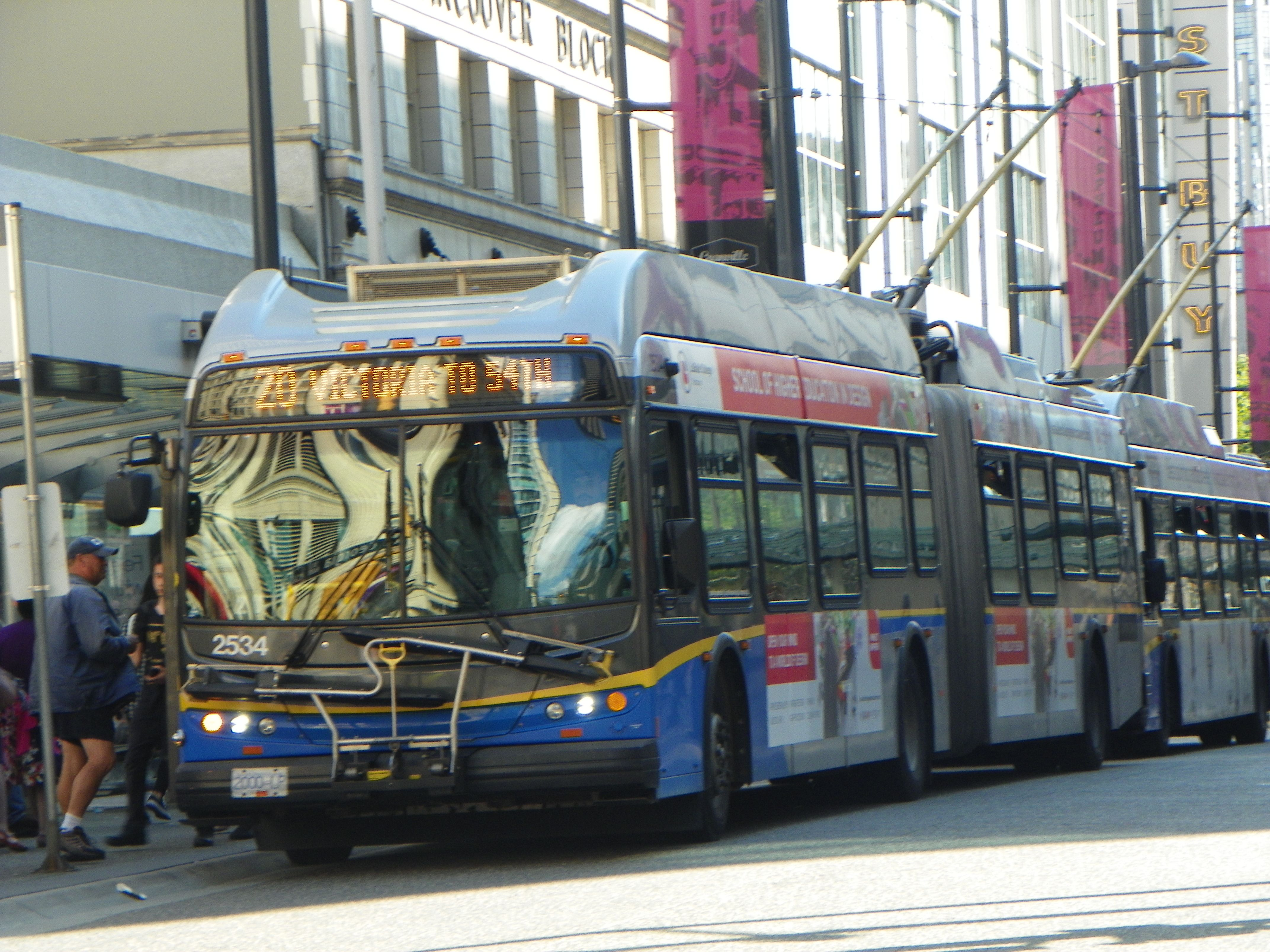 All sizes Coast Mountain Bus Company 2534 Flickr