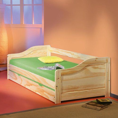 Funktionsbett Aikens Daybed With Trundle Daybed Bed
